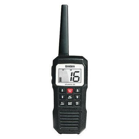 Uniden Atlantis 155 Portable Two Way Radio,Marine,Digital