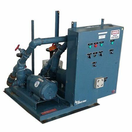 Bfs Industries Tandem Boiler Pump Package