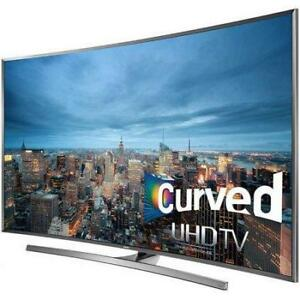 """SAMSUNG 55"""" LED 4K 3D SMART CURVED UHDTV 7500 SERIES *NEW IN BOX*"""