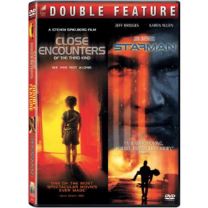 Double feature. Starman & Close Encounters of the 3rd kind.