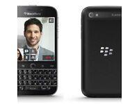 Blackbery classic Q20 unlock corporate phone