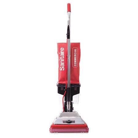 Sanitaire Sc887e Upright Vacuum,12 In,145 Cfm,7A,120V