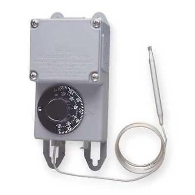 PECO TRF115-005 Line Volt Mechanical Tstat, 24 to 277VAC