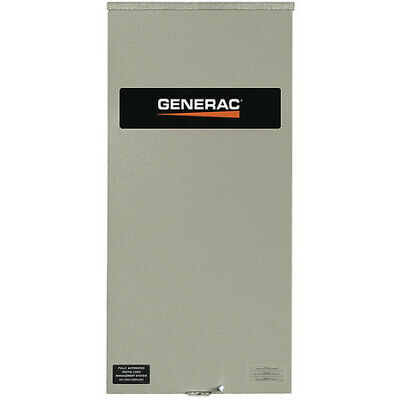 Generac Rtsw400a3 Automatic Transfer Switch240v48 In. H