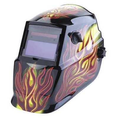 Lincoln Electric K4071-1 Welding Helmet Brown Ratchet Plastic