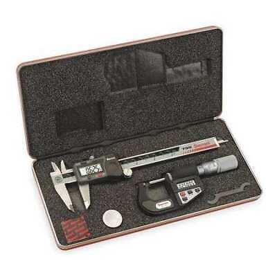 Starrett S766az Precision Tool Set Wo Output2 Pc