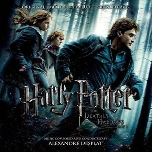 HARRY POTTER AND THE DEATHLY HALLOWS PART 1 Original Soundtrack CD BRAND NEW