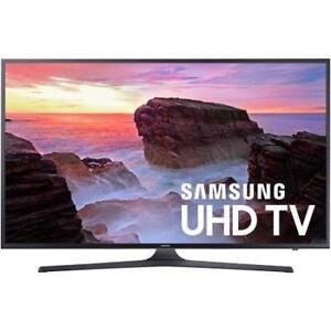 "SAMSUNG 43"" LED 4K HDR SMART UHDTV *NEW IN BOX*"