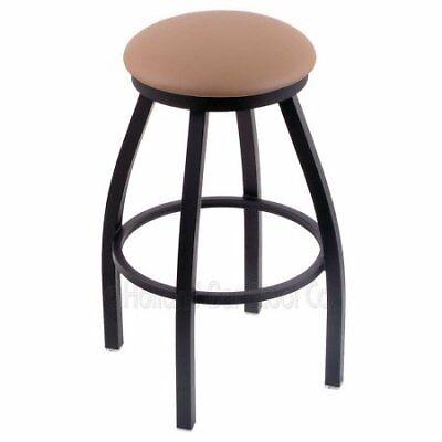 "Holland Bar Stool Co. XL 802 Misha 36"" Bar Stool with Black Wrinkle Finish, D..."