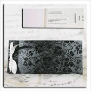 Cheque Book Wedding Invitations