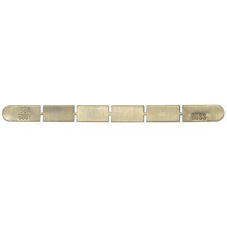 EATON BUSSMANN LKS-30 Fuse Link,30 A,Pk20