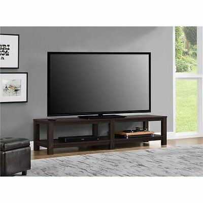 """Mainstays Home Furniture Parsons TV Stand For TVs Up To 65"""""""