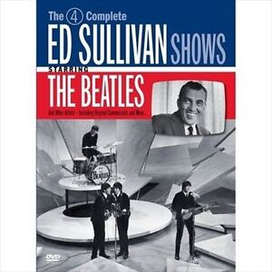 4 Complete Ed Sullivan Shows Starring th...