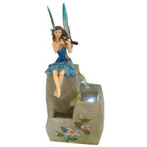 Fairy Garden Water Fountain (water pump with LED Lights)