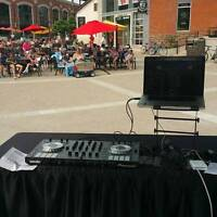 Professional DJ Services.$550 August - September Special ONLY