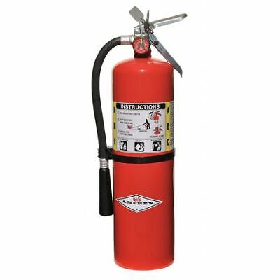 Amerex B456 Fire Extinguisher 4a80bc Dry Chemical 10 Lb.