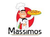 Full time Commis chef Massimos Baillieston