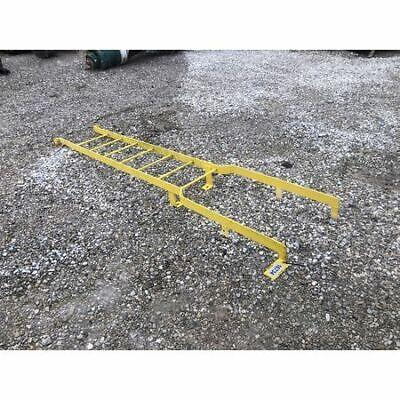 Used Industrial Steel Ladder
