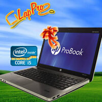 !! LIQUIDATION DES LAPTOPS !! Ordinateur HP 6550b 299$