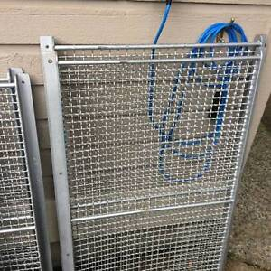 WINDOWS STEEL GUARD GRILLS