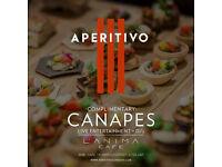 APERITIVO - EVERY THURSDAY - LANIMA CAFE