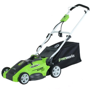 Lawnmower - electric -yardworks -16 inch