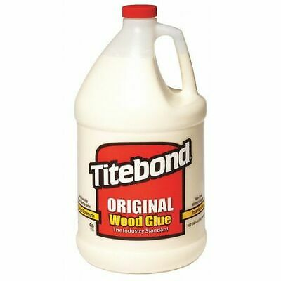 Titebond 5066 Wood Glue Gallon Yellow Fast Set Up