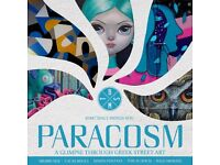 'Paracosm' - Greek Street Art show at BSMT SPACE gallery in Dalston
