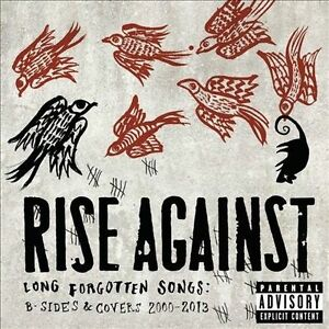 Long Forgotten Songs: B-Sides & Covers 2000-2013 [PA] [Digipak] by Rise Against