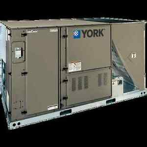 york air conditioner and heater 7.5 ton