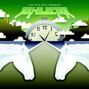 JOY ELECTRIC - THE TICK TOCK TREASURY CD BRAND NEW SEALED - $6.00