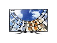 """Samsung 43"""" ultra thin hd led smart FREEVIEW tv ONLY WHITE LEFT"""