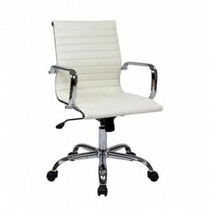 Brand New OSP Meeting/boardroom chair with Chrome base