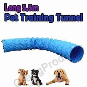 Brand New Long Waterproof Dog Agility Training Exercise Tunnel Maylands Bayswater Area Preview