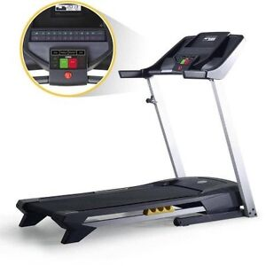 Gold's Gym 420 Treadmill - Space Saver and Heart Rate Monitor