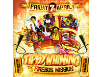 Tipsy Whining: The Firebus Mission