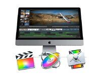 Final Cut Pro X 10.3.4 or Logic Pro X 10.3.2 for Macbook / Imac