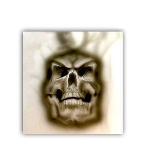 Airbrush-Schablone SKULL XL ca.58 x 96 big Step by Step