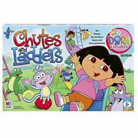 DORA CHUTE & LADDER BOARDGAME - BRANDNEW IN PLASTIC WRAP