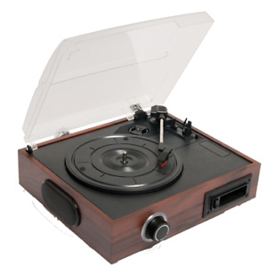 RECORD PLAYER (Portable) IN GOOD WORKING ORDER