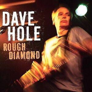 Dave-Hole-Rough-Diamond-CD-Album-Brand-New-Sealed