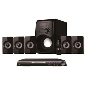 Kross 5.1 home theatre system + DVD player