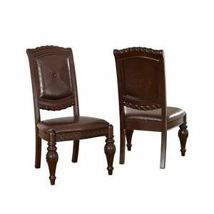6 x New Exquisite Dining Chairs (New in Wrapping) SAVE THOUSANDS