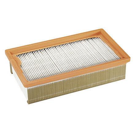 """Fein 31345274010 Cassette Filter,Hepa,Paper,10-3/4"""" H"""