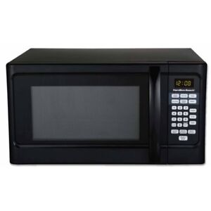 Small & Compact Microwave for Den, Tent or Spare