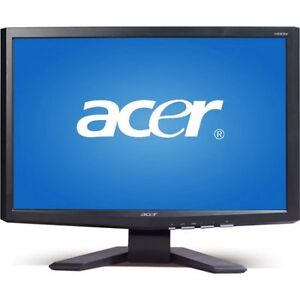 """ACER X223W -  22"""" LCD MONITOR"""