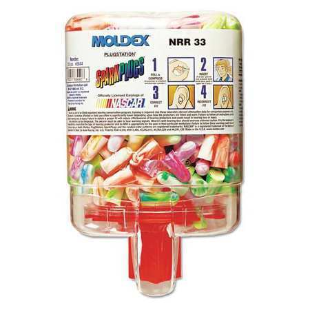 MOLDEX 507-6644 Cordless,Ear Plug Dispenser,PK250