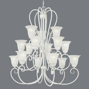 NEW - The Lighting Guy - Beauty New chandelier,Reg $965.00