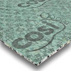 New HD 9mm carpet underlay