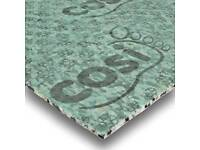 New HD 9mm carpet underlay